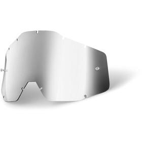 100% Replacement Verres de lunettes Enfant, silver / mirror
